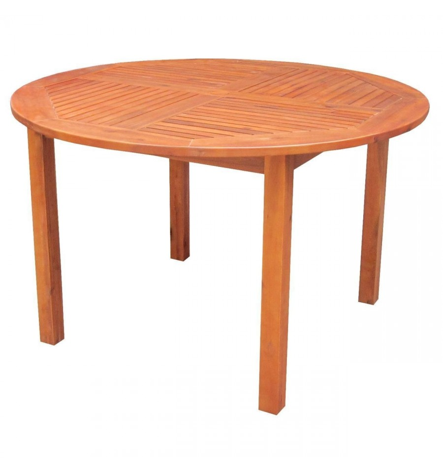 48 Inch Outdoor Dining Table 2953918 Simply Woods