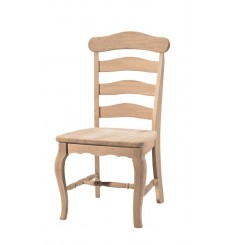 French Ladderback Side Chairs