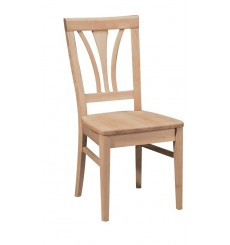 Flat Wheatback Side Chairs