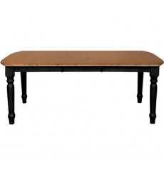 [60-78 Inch] Farmhouse Extension Dining Tables