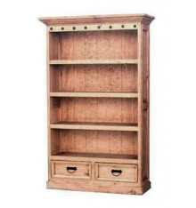 [48 Inch] Primo Bookcase with Conchos