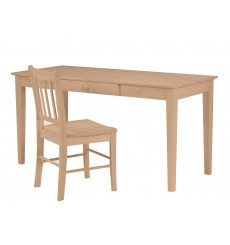 [60 Inch] Shaker Writing Tables
