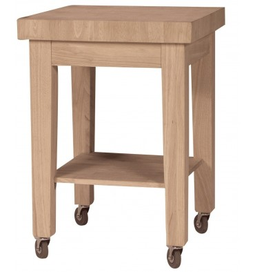 24 Inch Kitchen Butcher Blocks Simply Woods Furniture