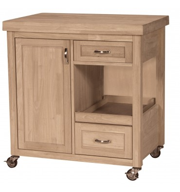 36 Inch Kitchen Work Centers Simply Woods Furniture Pensacola Fl