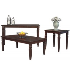 [36 Inch] Javalia Square Coffee Tables