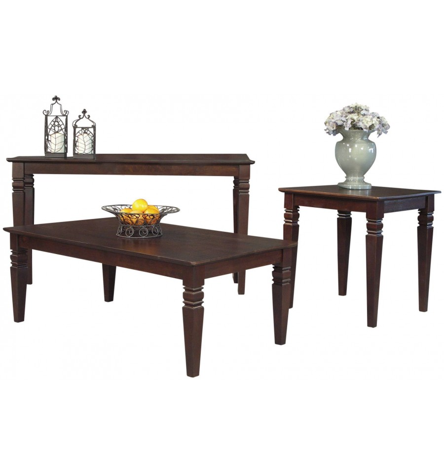 36 inch] java square coffee tables - simply woods furniture