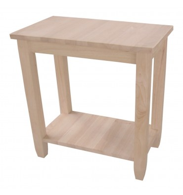 [14 Inch] Solaro Accent Table
