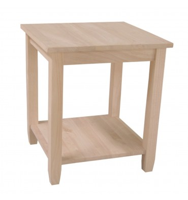 [22 Inch] Solaro End Table