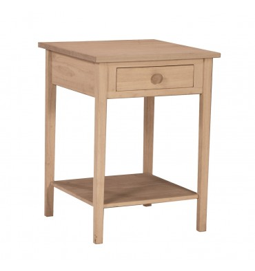 [21 Inch] Richmond Bedside Table
