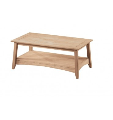 39 Inch Bombay Coffee Table Simply Woods Furniture