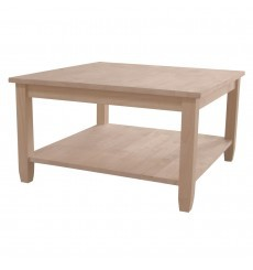 [32 Inch] Solaro Square Coffee Table