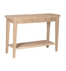 [46 Inch] Phoebe Oval Sofa Table