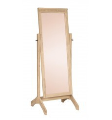 [22 Inch] Mission Cheval Mirror