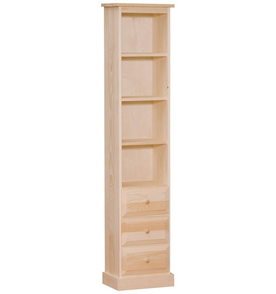 Unfinished Kitchen Cabinets Without Doors: [15 Inch] Chimney Cabinet 525