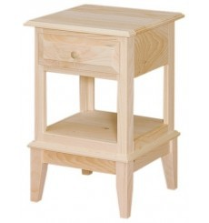 [17 Inch] Shaker End Table 460