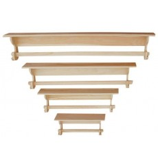 [24-60 Inch] Hanging Quilt Shelves 102