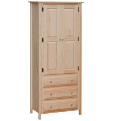 [31 Inch] Linen Cabinet 708