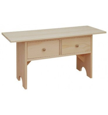 [35 Inch] Coffee Table Bench 125