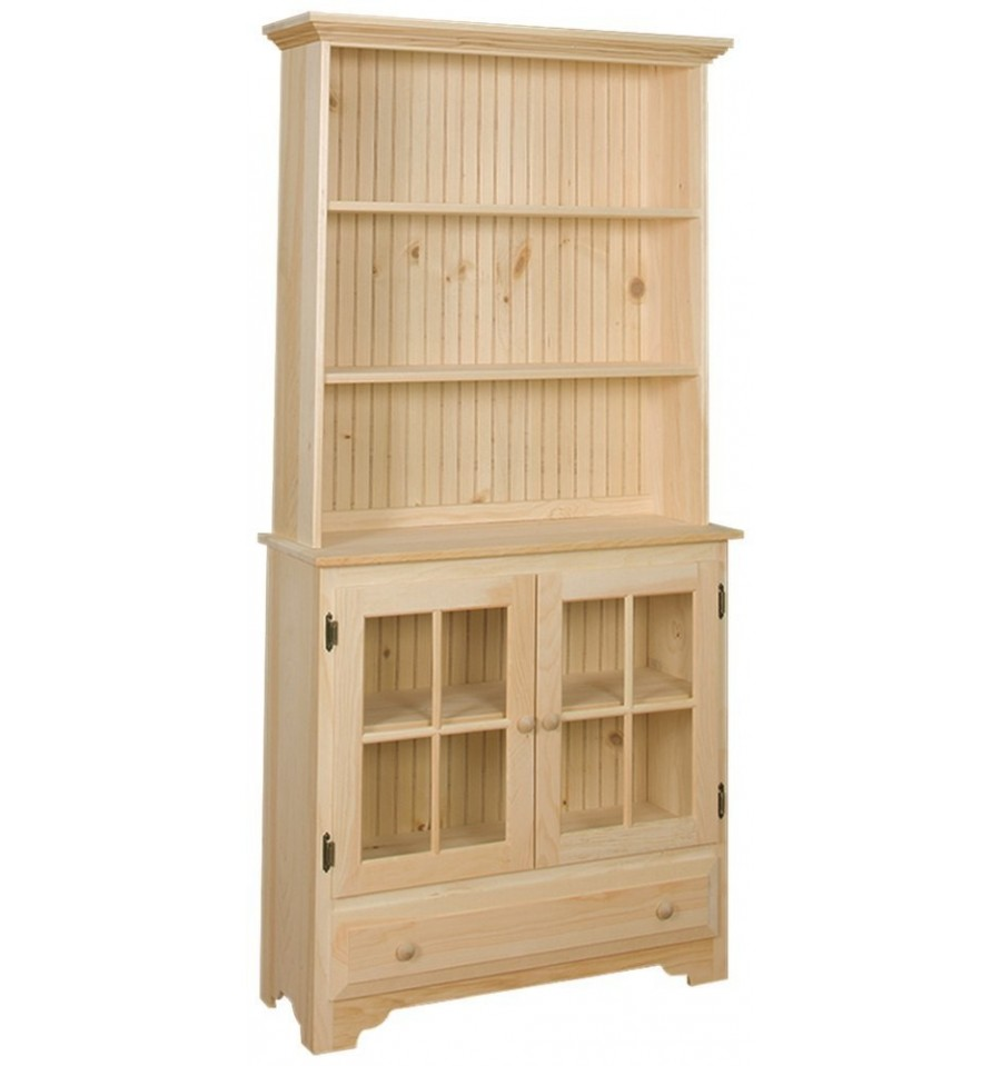 36 Inch Country Bookshelf 299 Simply Woods Furniture