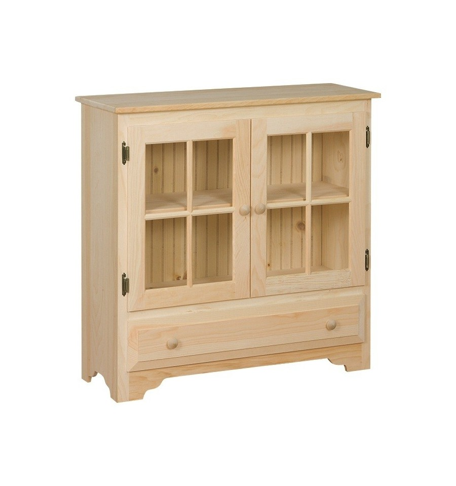 36 Inch Country Server 122 Simply Woods Furniture