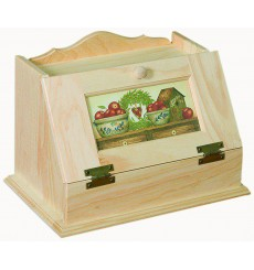 [18 Inch] Bread Box 394