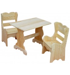 [28 Inch] Table and Chair Set 179