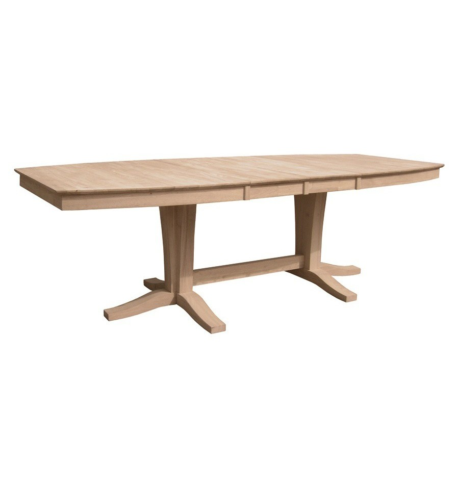 68 82 96 Inch] Milano Ext Dining Tables Simply Woods Furniture