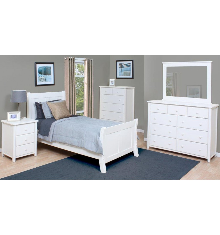 Bay Harbor Sleigh Beds Simply Woods Furniture Pensacola Fl