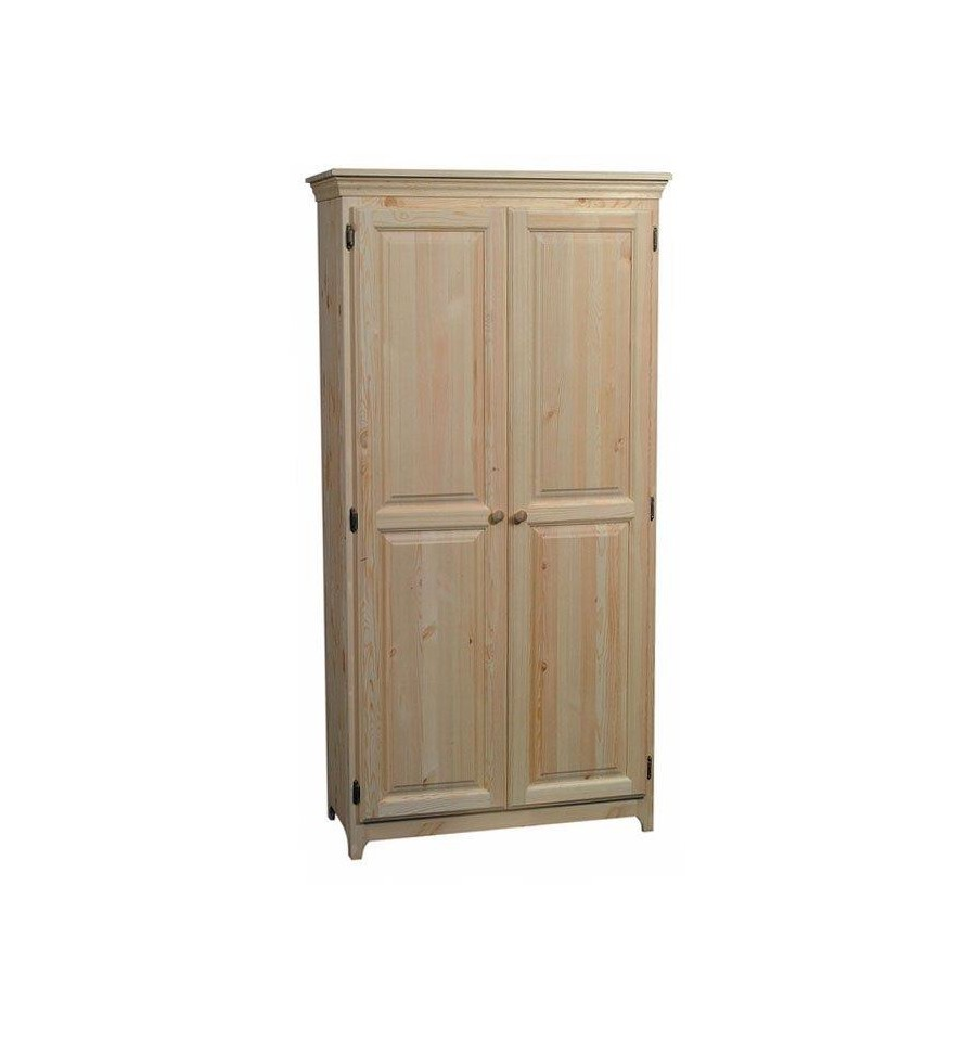 36 Inch Afc 2 Door Pantry 72 H Simply Woods Furniture Pensacola Fl