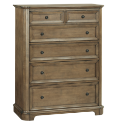 [42 Inch] Stonewood 6 Drawer Chest