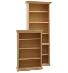 [18-60 Inch] INW Bookcases Group III