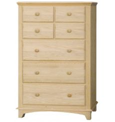 [32 Inch] Hampshire 7 Drawer Chest