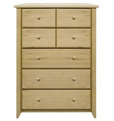 [34 Inch] New Shaker 7 Drawer Chest v2