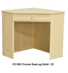 [43 Inch] Sierra 1 Drawer Corner Desk