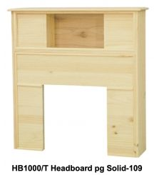 Sierra Bookcase Headboards