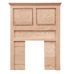 Traditional Raised Panel Headboards