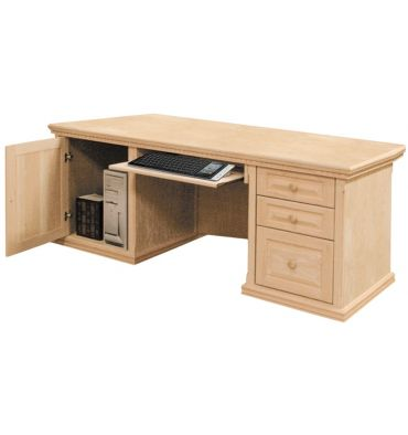 74 Inch Computer Desk 3200 Simply Woods Furniture