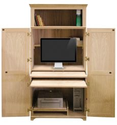 [38 Inch] Computer Armoire 3003