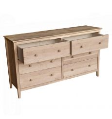 [xx Inch] Brooklyn 6 Drawer Dresser
