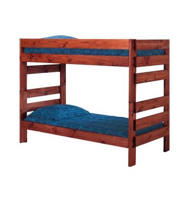 Open Stackable Bunk Twin Size Simply Woods Furniture