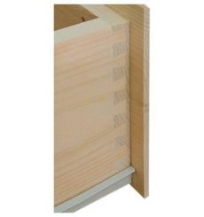 [34 Inch] Franklin Wardrobe 8025