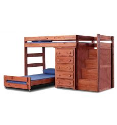 Reversible Staircase Crews Qtrs Bunk Beds 49017