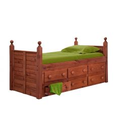 Shiplap Post Captain's Beds 4981