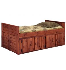 Shiplap Captain's Beds 4991W