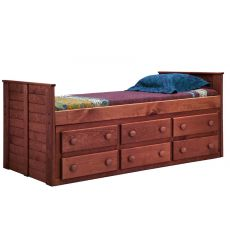 Shiplap Captain's Beds 4991