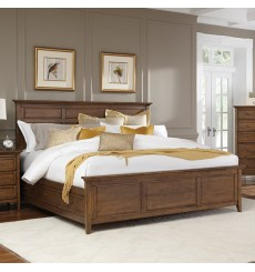 Hudson Bay King Storage Bed