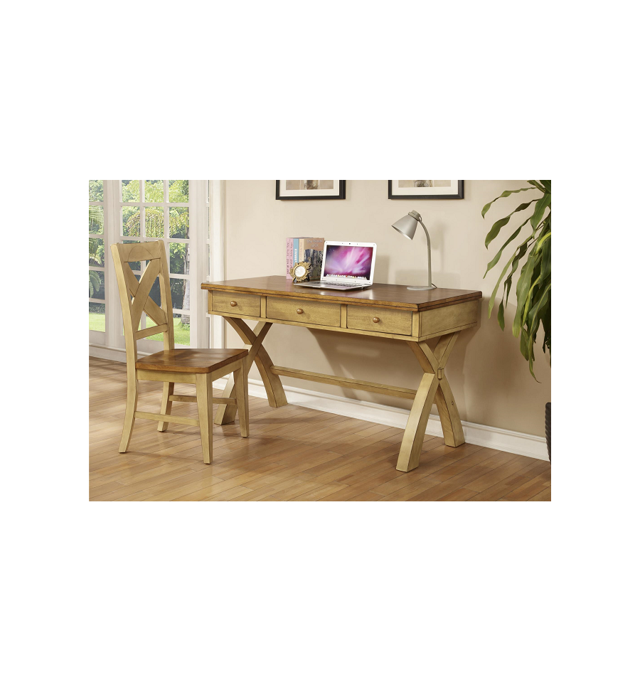 54 Inch Quinley Writing Desk Simply Woods Furniture