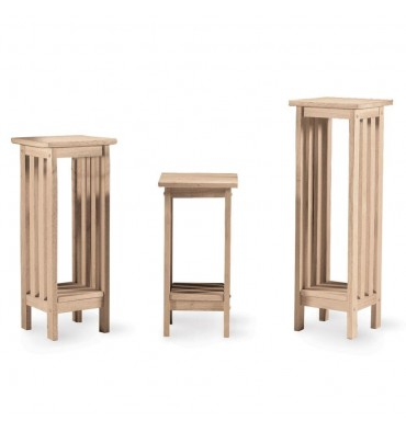 [12 Inch] Mission Plant Stands