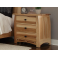 [26 inch] Aberdeen Hickory Nightstand