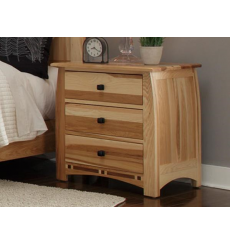 [26 inch] Hickory Aberdeen Nightstand